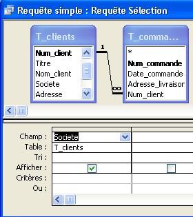 Easy Micro Microsoft Access Jointures Access Formations Informatiques Pour Entreprises