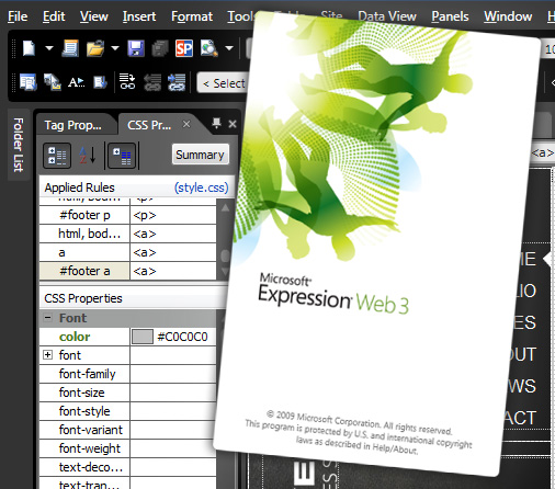 Expression Web